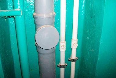 Заявление на замену стояков водоснабжения: образец